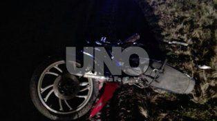 Un muerto y un herido grave por un violento choque de motocicletas