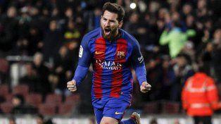 Leo Messi, otra vez en el 11 ideal de Europa