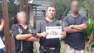 El autor. A los 33 años realizó la matanza que sacudió al barrio Alfonso.