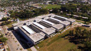 La última etapa del nuevo Hospital Iturraspe tiene un avance del 30 por ciento