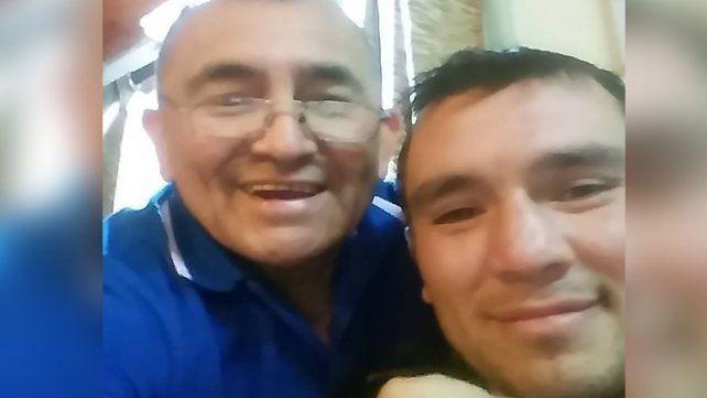 El padre del femicida Solís confirmó que intervino para que su nuera retire la denuncia
