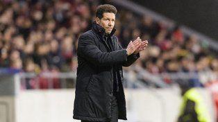 Simeone: A Rusia llegará el Messi mejor preparado