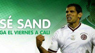 Deportivo Cali borró el tuit que anunciaba la llegada de Sand