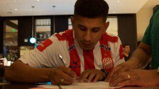 Se fue de Unión y ahora puso la firma en su nuevo club