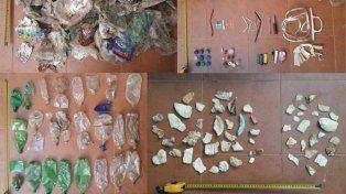 Contaminación: casi 100 botellas plásticas por kilómetro en la laguna Setúbal
