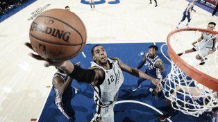 Sin Ginóbili, los Spurs sufrieron la primera derrota del 2018