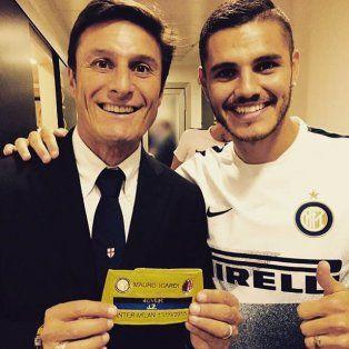 zanetti: icardi tiene que ser convocado nuevamente a la seleccion