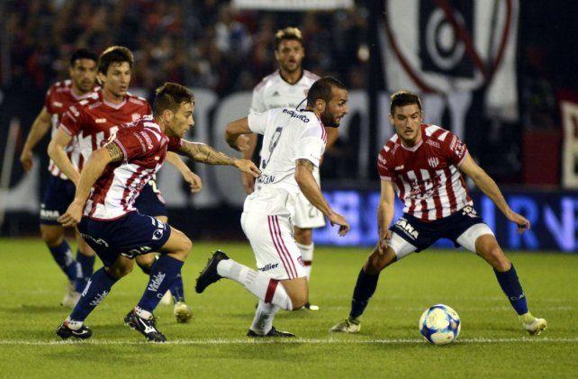 Era pretendido por Unión pero se irá a Belgrano