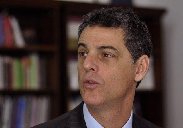 El fiscal. Marcelo Colombo fue quien impulsó la causa y solicitó en su alegato penas de 14 años el principal acusado.