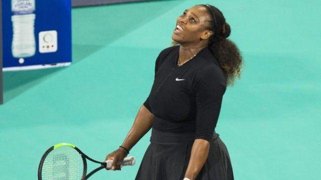Serena Williams, una baja de peso para el Australia Open