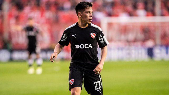 Barco, otra vez ausente en Independiente