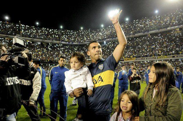 El regalo de Reyes para Boca: ¡Vuelve Carlos Tevez!