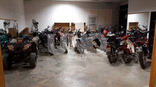 San Guillermo: secuestraron 59 vehículos en infracción en operaciones policiales