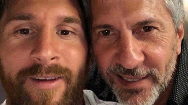 Jorge Messi aclaró cómo es la cláusula de Leo con Barcelona