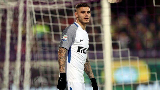 Goles de Icardi y Gio Simeone en el empate del Inter frente a la Fiorentina
