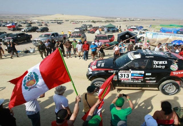 Arranca el Rally Dakar con 64 argentinos y los mismos candidatos de siempre