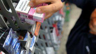 A partir del lunes aumentan los cigarrillos