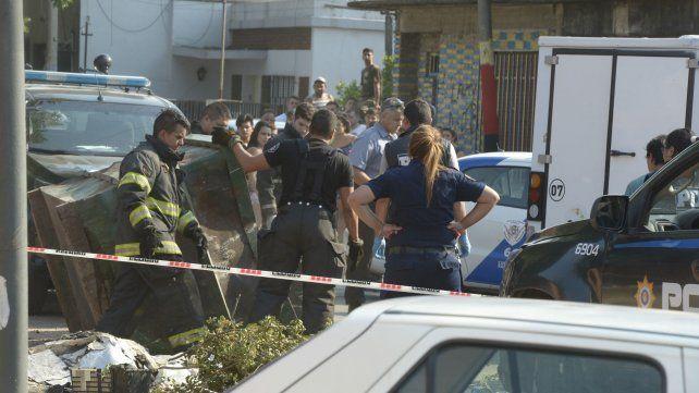 Un policía del Comando Radioeléctrico se entregó por el crimen de María del Rosario Vera