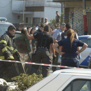 un policia del comando radioelectrico se entrego por el crimen de maria del rosario vera