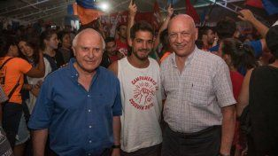 Aquí Cosquín. Lifschitz y Bonfatti conMarcial Sorazabal