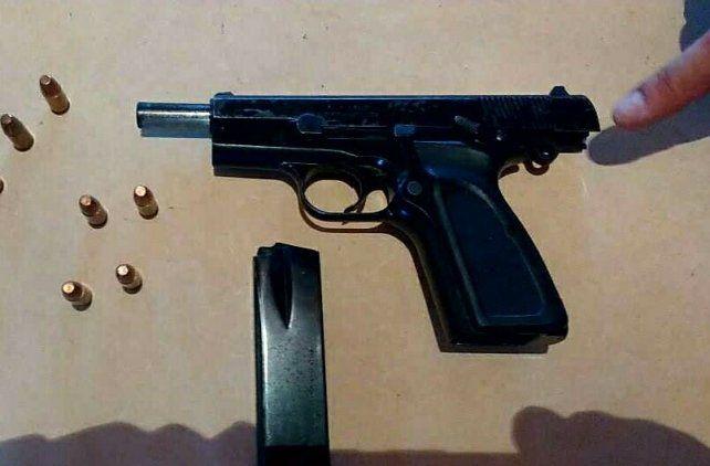 Santa Rosa de Lima: tiroteo, persecución y arresto en las calles del barrio