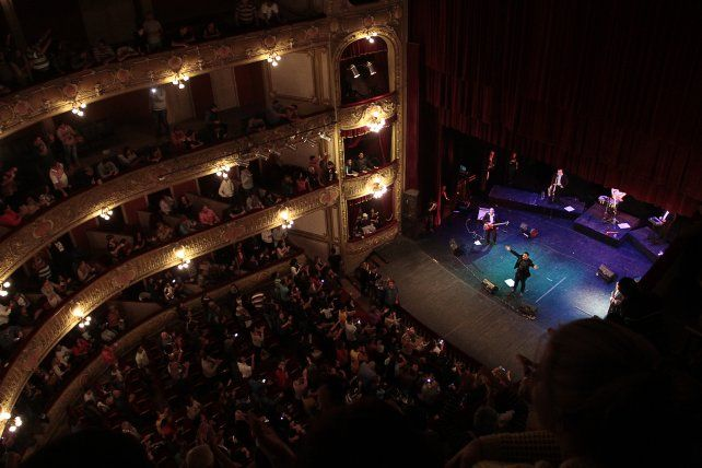 En 2017, más de 88 mil personas participaron de las propuestas del Teatro Municipal