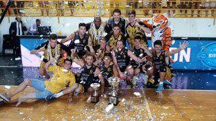 Libertad pisó fuerte en Sunchales y se quedó con el Súper 4 de la Liga Argentina