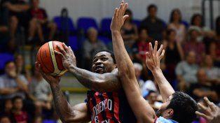 San Lorenzo tuvo que sufrir para vencer a Salta Basket