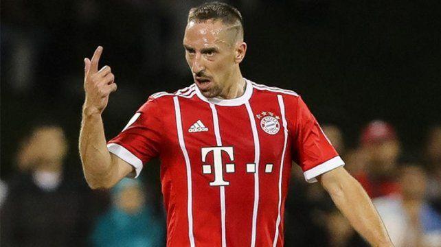 Ribery: Me robaron el Balón de Oro en 2013 para dárselo a Cristiano