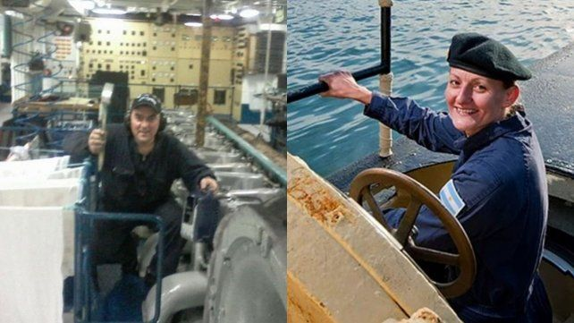 Falleció el hermano de la única mujer tripulante del ARA San Juan