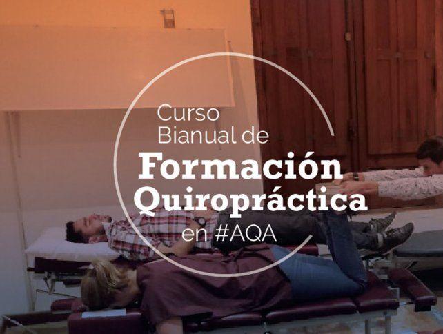 Curso Bianual de Formación en Quiropraxia ciclo 2018-2019