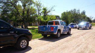 Barrio Alfonso: atraparon a un joven que era buscado por intento de asesinato