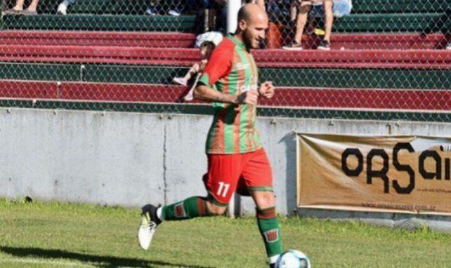 Un ex-Colón jugará en el Torneo Federal A