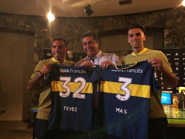Tevez: Vuelvo porque quiero ganar la Libertadores