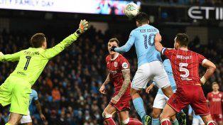 Gol agónico de Agüero para vencer al cuco de Manchester