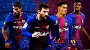 El Barcelona blindó a cuatro de sus estrellas por 1700 millones de euros