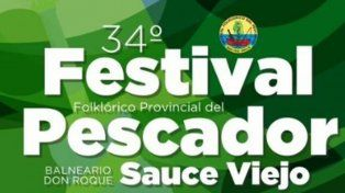 Ya se palpita  la 34ª edición del Festival del Pescador en Sauce Viejo