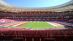 Argentina-España, en el nuevo estadio del Atlético Madrid