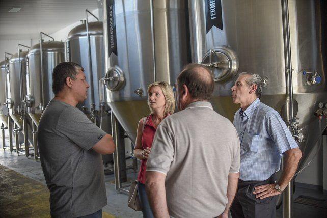 Un emprendimiento de cerveza artesanal local crece y planea instalarse en Los Polígonos