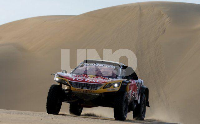 Se corrió la 5ª etapa del Rally Dakar con buena actuación argentina