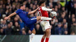 Chelsea y Arsenal aburrieron a todos