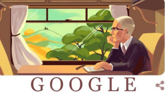 Google celebra el viaje que inspiró a Alan Paton en la lucha contra el apartheid