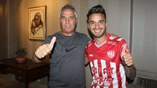 Droopy Gómez: Se me cumplió el sueño de jugar en Unión