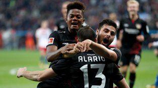 Vignatti verá en acción a Alario frente al poderoso de Alemania