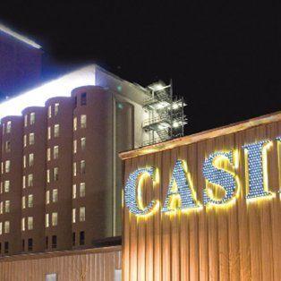 Los dueños del casino no quieren que le suban los impuestos.