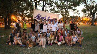 Santa Fe: invitan a un picadito de fútbol femenino en el Espigón II