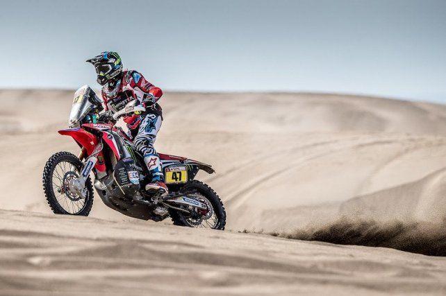 El Rally Dakar se prepara para la 7ª etapa