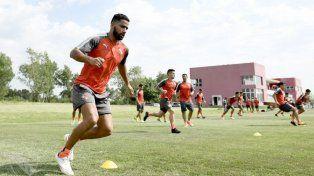 Independiente debuta en 2018 con Britez como titular