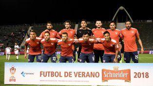 En Independiente todos hablan del buen debut de Emanuel Britez
