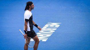 El argentino Collarini la remó pero quedó en las puertas del Australia Open